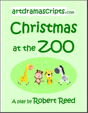 KS1 Christmas School Assembly Play Script