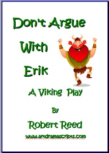 Playscripts KS2 Vikings play by Robert Reed