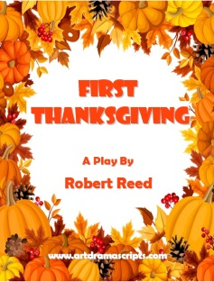Thanksgiving play script for kids by Robert Reed