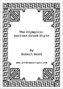 Ancient Greece Olympics play script