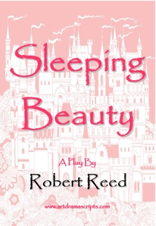 Kids play script Sleeping Beauty by Robert Reed