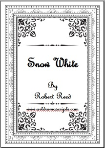 Snow White Christmas panto script for kids